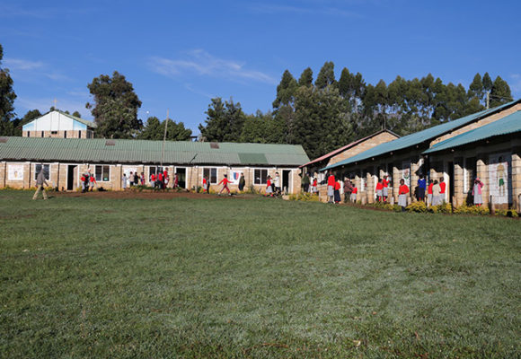 Our Lady of Grace Children's Home and School grounds