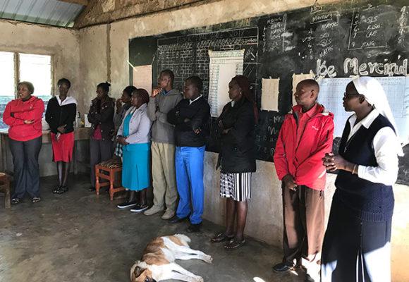 Teachers of Our Lady of Grace School
