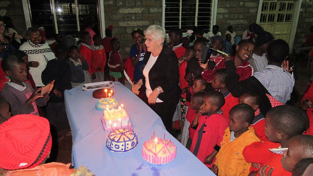 Celebrating Rita