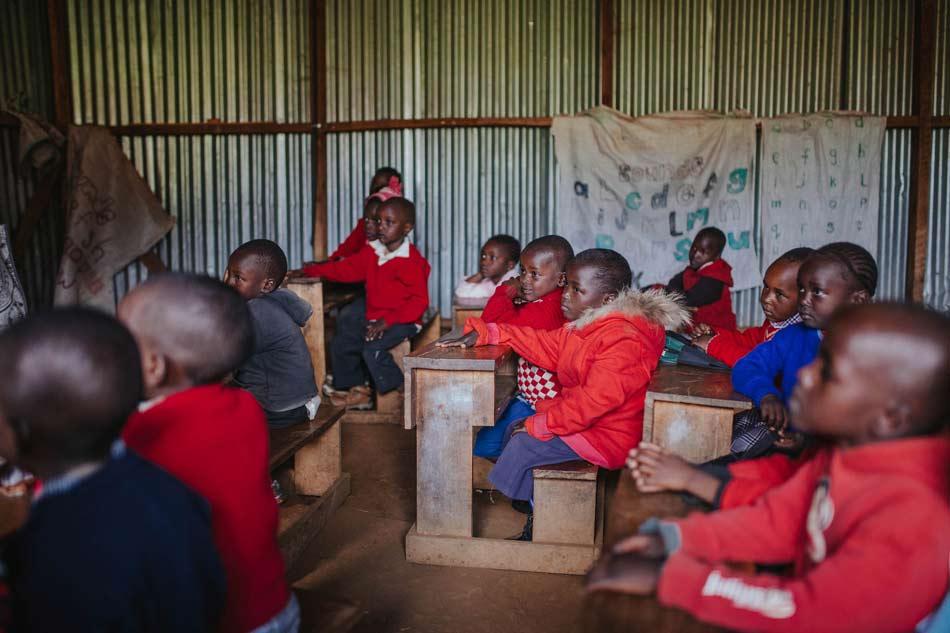 Kindergarten Classroom 2020