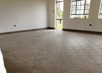 Kindergarten Tiled Flooring