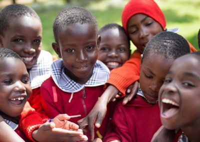 OLOG Students Smiling